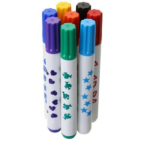 Stamperoos Washable Stamp Markers Image 1 of 3