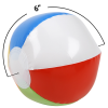 Beach Ball - Mini - 24 hr Image 1 of 1