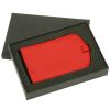 View Extra Image 1 of 4 of Colorplay Leather Luggage Tag