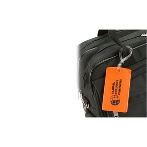 Explorer Luggage Tag - Opaque - 24 hr