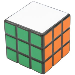 Rubik's Cube Stress Reliever Image 2 of 2