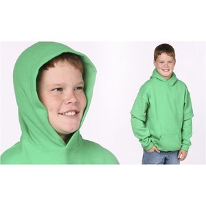Gildan 50/50 Hooded Sweatshirt - Youth - Screen Image 1 of 1