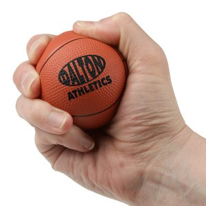 Stress Reliever - Basketball Image 1 of 3