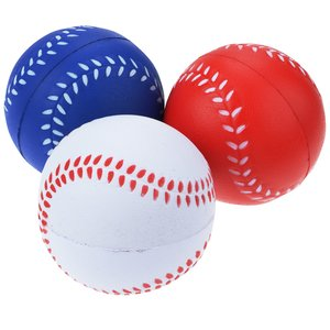 Stress Reliever - Baseball