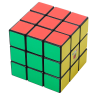 View Extra Image 3 of 4 of Rubik's Cube - Full Color