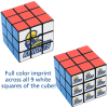 View Extra Image 4 of 4 of Rubik's Cube - Full Color