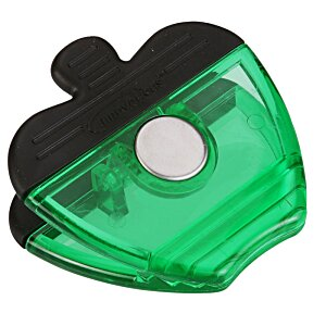 Magnet Clip – Apple - Translucent Image 1 of 1