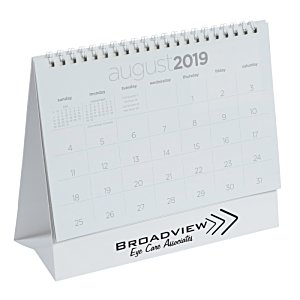 Simplicity Desk Calendar - Large Image 4 of 4
