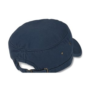 Organic Military Cap Image 1 of 2