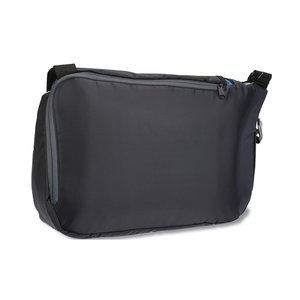 Fast Lane Convertible Messenger Bag - Embroidered