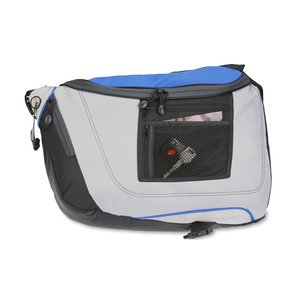 Fast Lane Convertible Messenger Bag - Screen Image 5 of 6