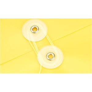 Document Envelope with String Tie - 9