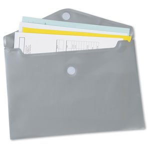 Document Envelope with Velcro Closure - Opaque - 9