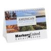 View Extra Image 2 of 5 of American Splendor Tent-Style Desk Calendar