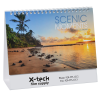 Scenic Moments Tent-Style Desk Calendar Image 2 of 5