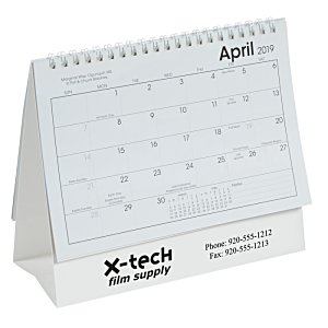 Scenic Moments Tent-Style Desk Calendar Image 4 of 5