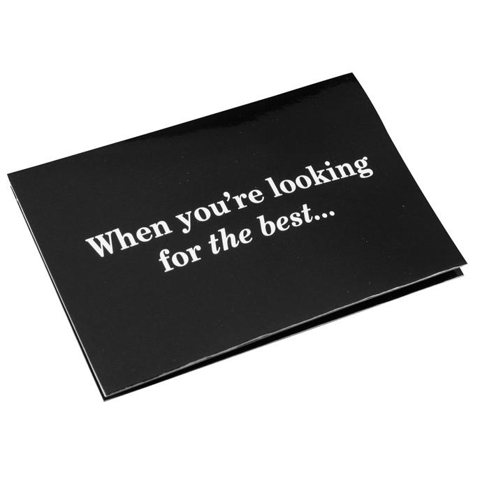 4imprint.com: Business Card Holder Sound Card 101113