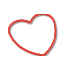 Rubber Bandz - Heart Image 1 of 3