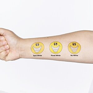 Custom Temporary Tattoo - 1-1/2
