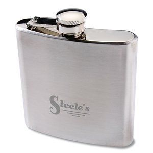 Fairway Flask - 6 oz. Image 2 of 2