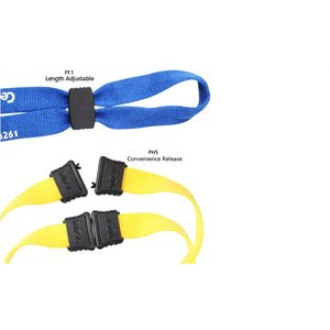 Eco-Friendly Dye-Sublimated Lanyard - 1/2""