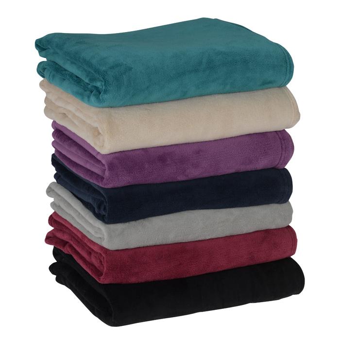 4imprint.com  Super Soft Chenille Blanket 101305 b138176b3