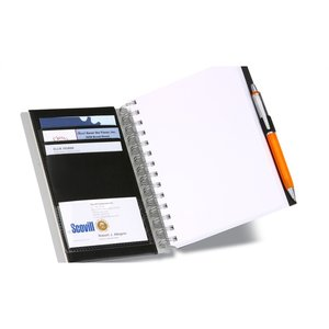 Aluminum Notebook - Closeout Image 1 of 3