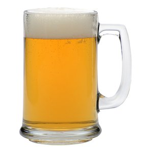 Glass Tankard Mug - 14.5 oz. Image 1 of 1