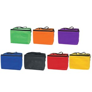 Non-Woven Insulated 6-Pack Kooler Bag Image 2 of 2