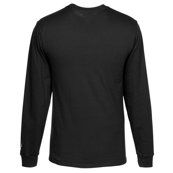 c2aa3b9f3 4imprint.com: Champion Long-Sleeve Tagless T-Shirt - Colors 101548-C