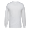 Champion Long-Sleeve Tagless T-Shirt - White Image 2 of 2