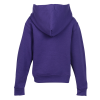 Jerzees NuBlend Hooded Sweatshirt - Youth - Screen Image 1 of 1
