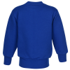 View Extra Image 1 of 2 of Hanes ComfortBlend Sweatshirt - Youth - Embroidered
