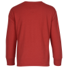 View Extra Image 1 of 2 of Jerzees Dri-Power 50/50 LS T-Shirt - Youth - Colors - Full Color