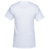 View Extra Image 1 of 2 of Jerzees Dri-Power 50/50 Pocket T-Shirt - Men's - White