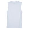 View Extra Image 1 of 2 of Jerzees Dri-Power 50/50 Sleeveless T-Shirt - Men's - White