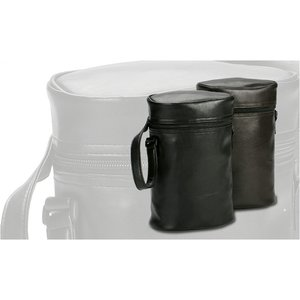 Leatherette Tumbler/Vacuum Bottle Set - Debossed
