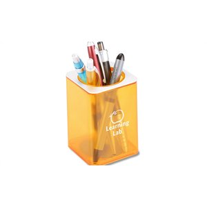 Plastic Pen/Pencil Holder - Closeout Image 1 of 1