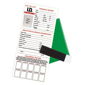 Deluxe Child ID Kit Image 2 of 2