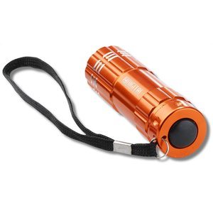 Holmes Aluminum LED Flashlight Image 1 of 2