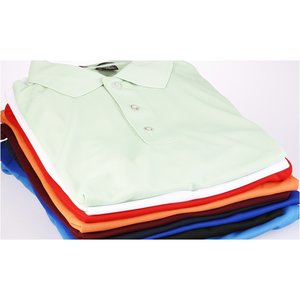 Moisture Management Polo - Men's