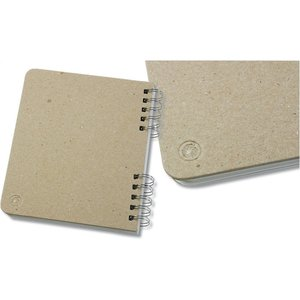Recycled Cardboard Journal