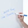 View Extra Image 4 of 4 of Single Foot Retractor Banner Display - 33-1/2 inches - Dry Erase