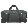 """View Extra Image 2 of 4 of High Sierra 26"""" Wheeled Duffel Bag - Embroidered"""