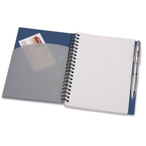 File-A-Way Notebook w/Pen - Classics - 24 hr Image 1 of 3