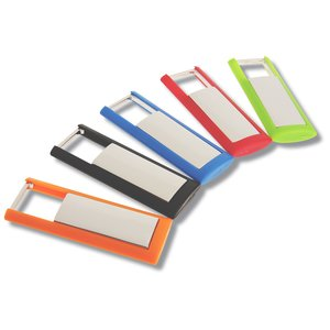 Slide-N-Lock Color Key Tag - Closeout Image 1 of 2
