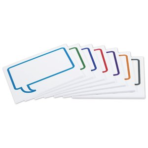 Bic Sticky Note - Designer - 3x4 - Message Bubble - 50 Sheet