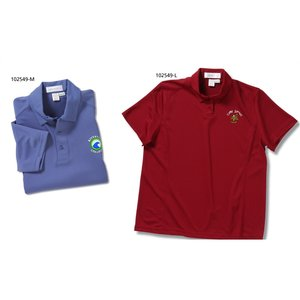 Recycled Polyester Performance Polo - Men's Image 2 of 2
