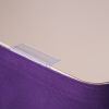 View Extra Image 4 of 5 of Hemmed Table Skirt - 8' - 24 hr
