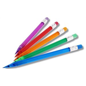 Mechanical Colored Lead Pencil Pack